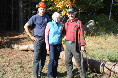 MP Gallant Invites Business Proposals to Aid the Forestry Industry