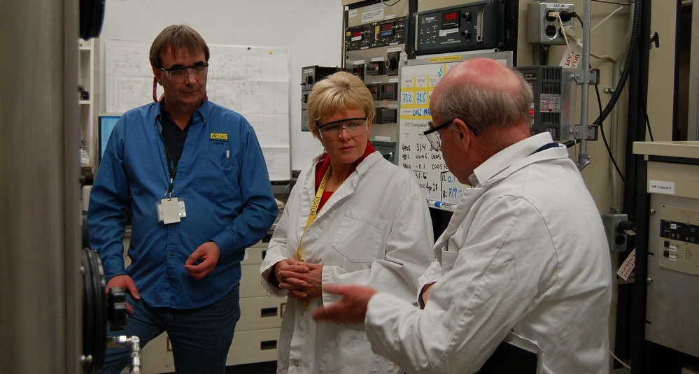MP Cheryl Gallant Confirms AECL/Chalk River Laboratories Role in Nuclear Non-Proliferation