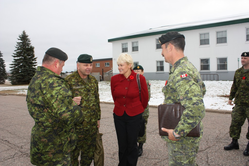 MP Cheryl Gallant Welcomes Consolidation of Mental Health Services to CFB Petawawa