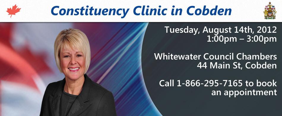 Cobden Constituency Clinic